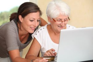 Caregiver in Reston VA: Assistive Technology