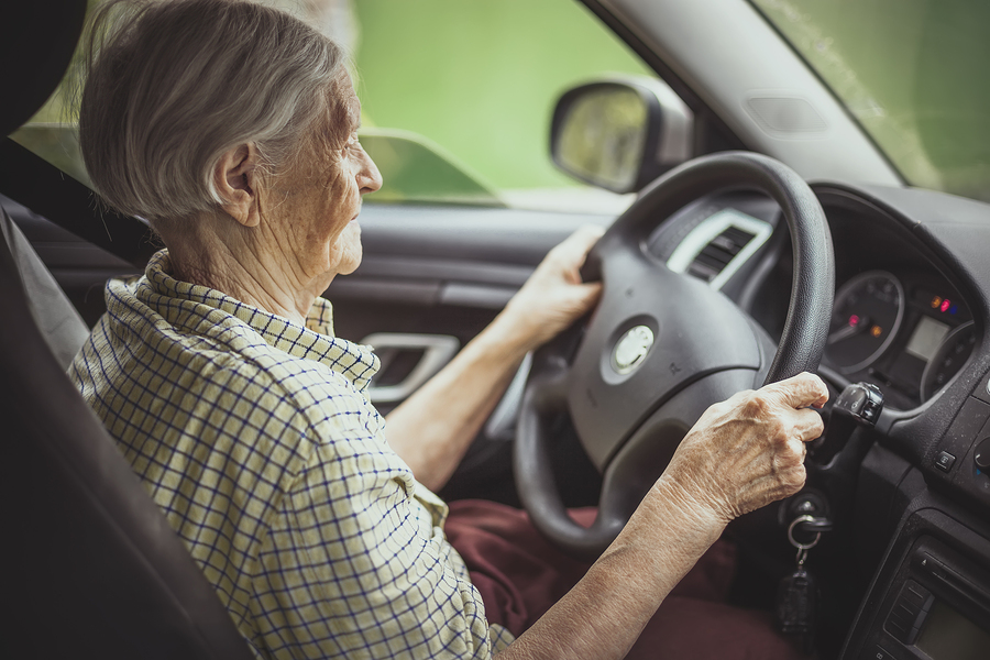 Elderly Care in Vienna VA: Time to Stop Driving