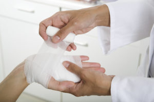 Home Care Services in Reston VA: Dealing with Wounds