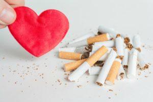 Elder Care in Alexandria VA: Smoking Rate Dips