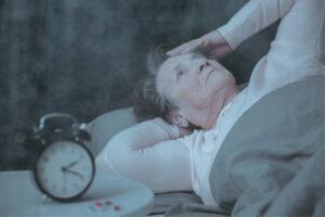 Caregiver in Arlington VA: Sleep Complications